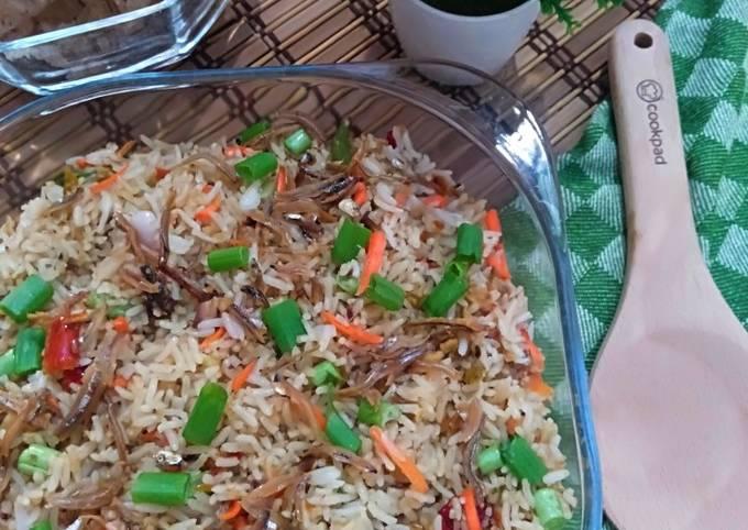 Nasi Goreng Saki Baki😘