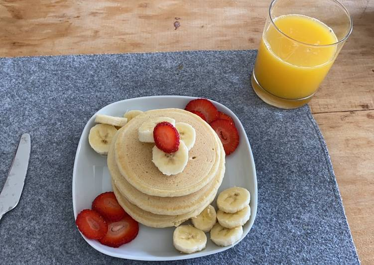 Healthy Pancakes!
