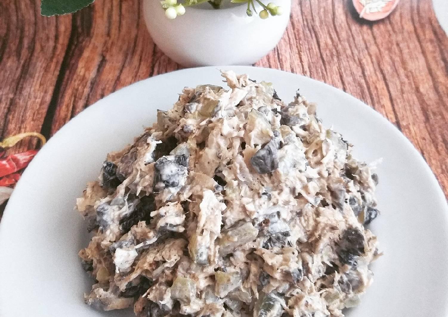 обеспечивает салат курочка ряба классический рецепт с фото любовью