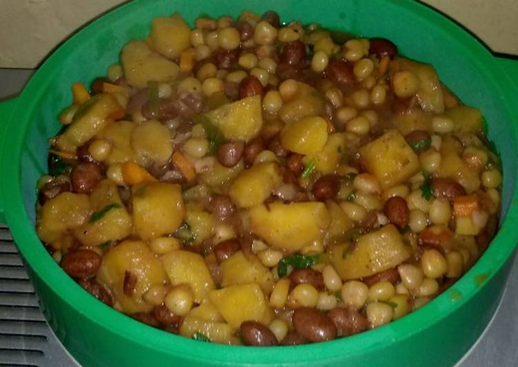 Grandmother's Dinner Ideas Refreshing Githeri