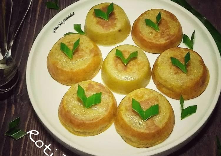 (2.51) Roti Pisang Banjar (Versi Oven)