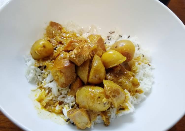 Auntie's Aromatic Easy Fish Stew