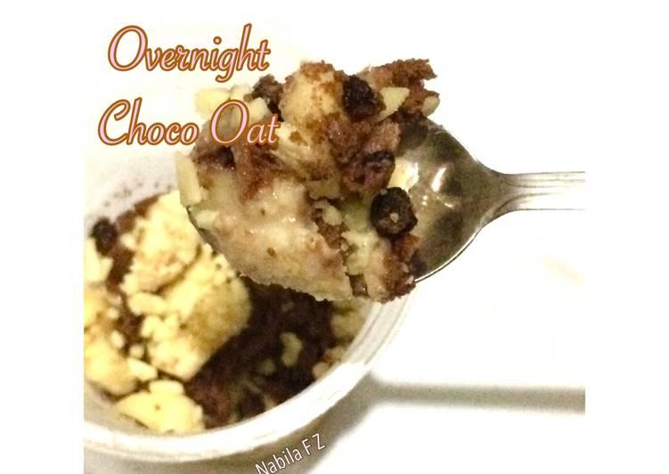 Overnight Choco Oat