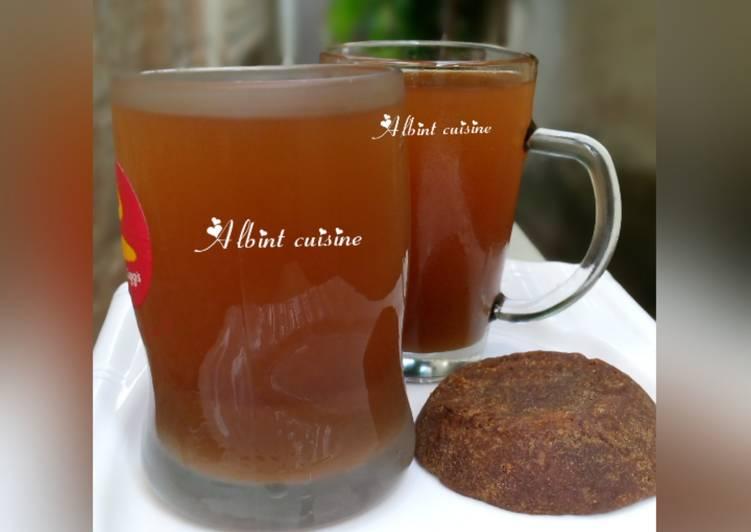 My special Tamarind juice