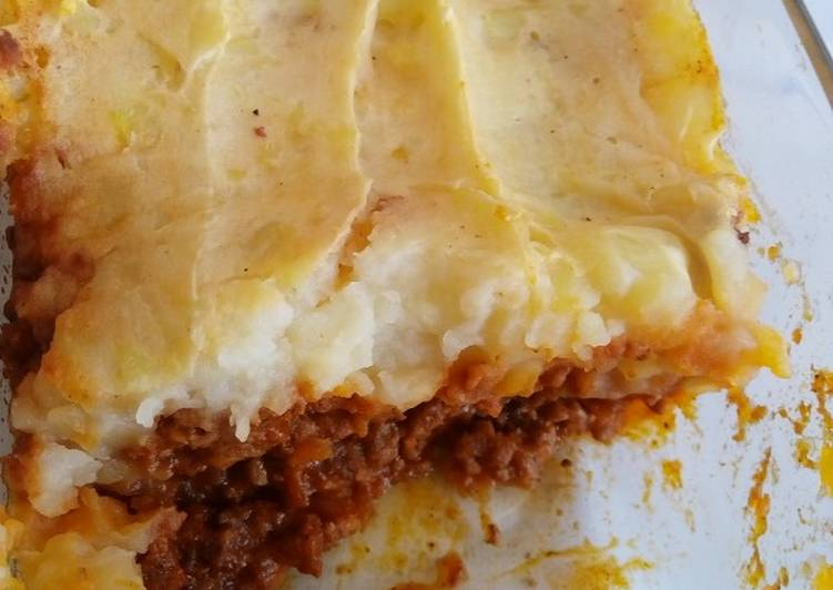 Recipe of Perfect Shepherd pie