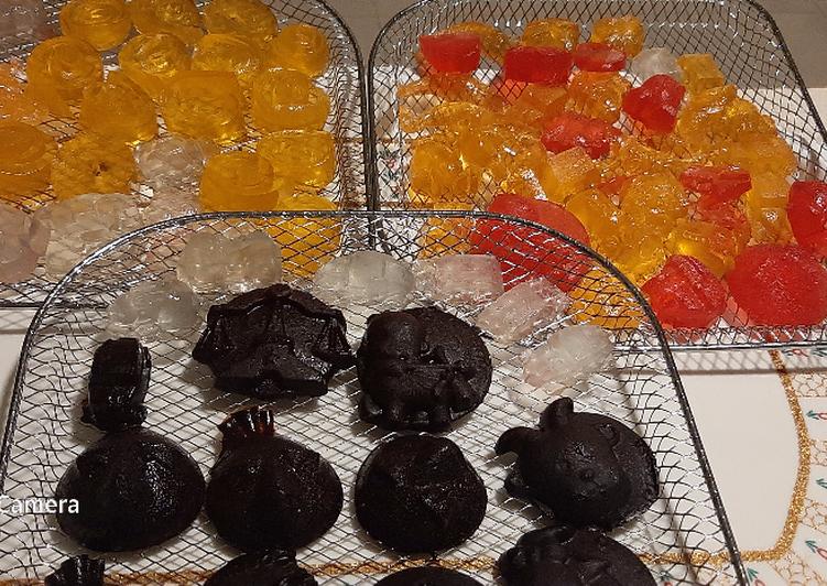 Permen jelly 🍬