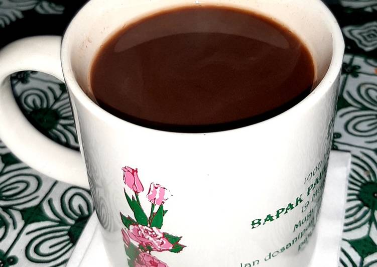 Hot Cinamon chocolate