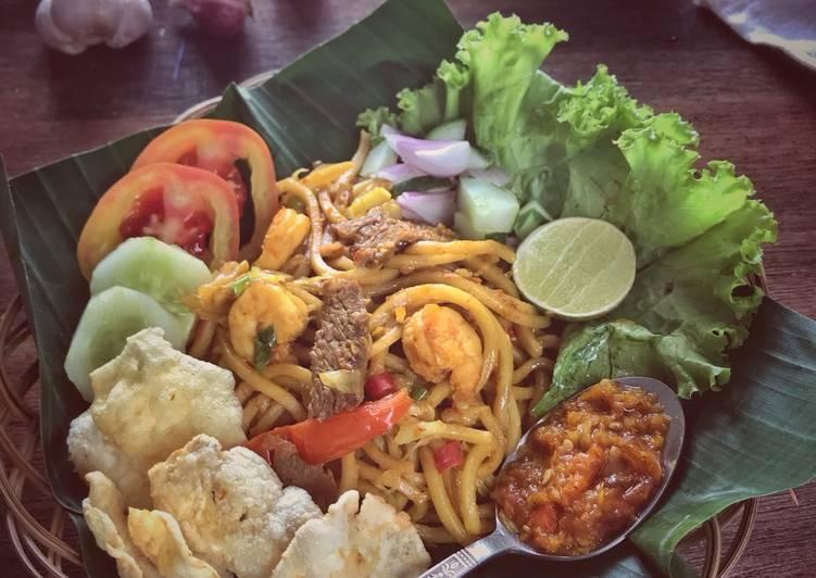 Mie goreng Aceh