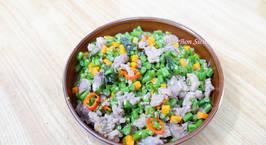 Hình ảnh món Thịt Heo Xào Đậu Đũa Kiểu Thái