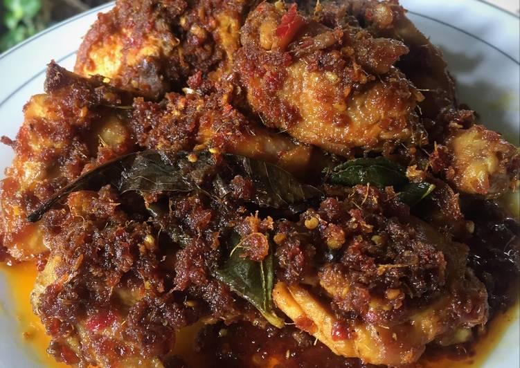 Resep Ayam ala bumbu bebek madura oleh Viena_rizzkiana - Cookpad