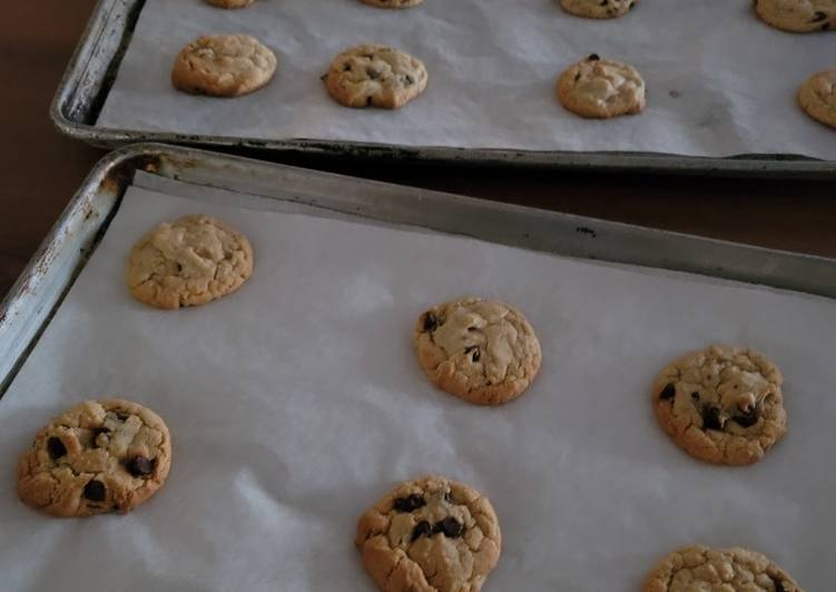 How to Prepare Yummy Best chocolate chip work cookie