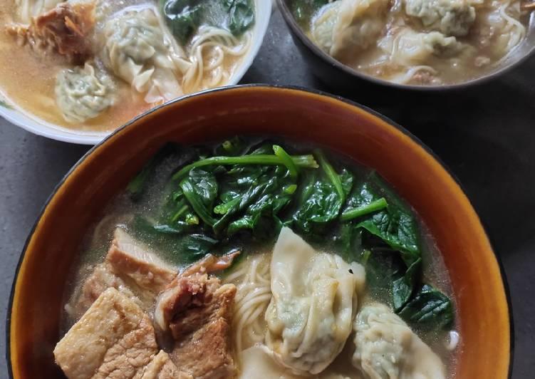 Noodle Mix Soup