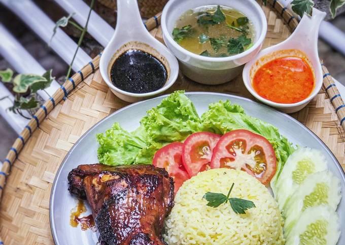 Nasi Ayam Nz
