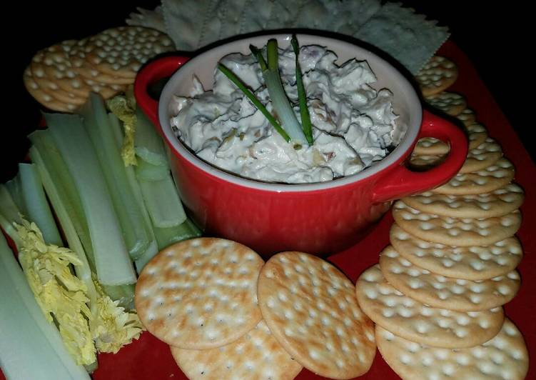 Mike's 8 Onion Bagel Spread Or Party Dip