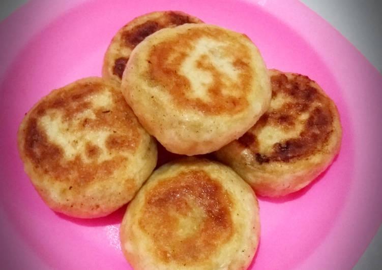 Resep Sui Cien pao / Pao goreng air khas Taiwan Paling Gampang