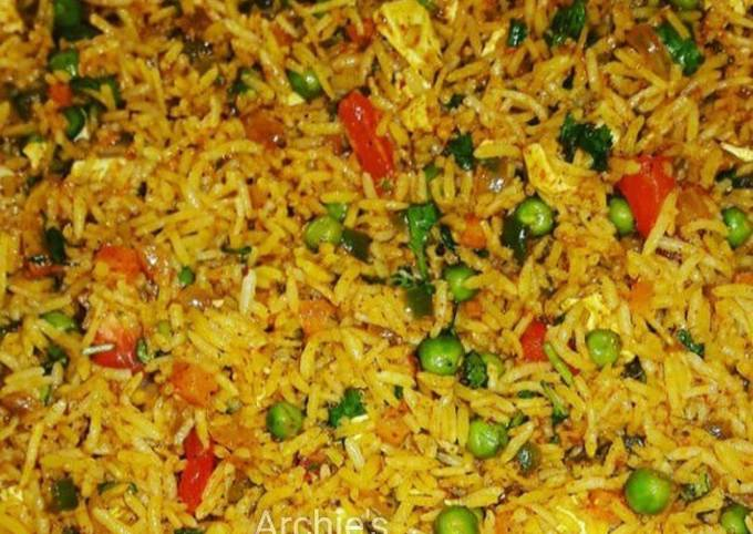 Step-by-Step Guide to Make Delicious Veg Pulao