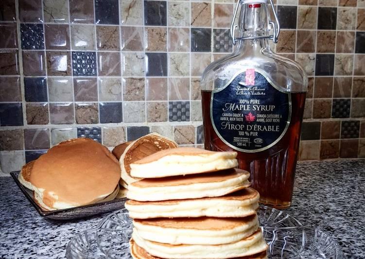 Recette Délicieux Recette pancakes 🥞