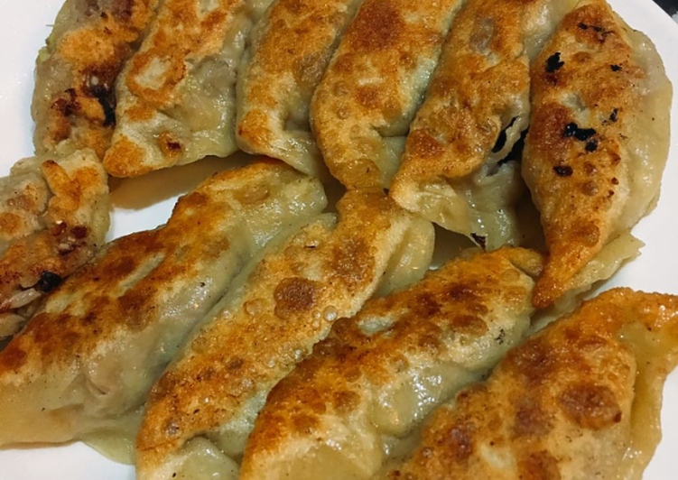 Recipe of Speedy Gyoza