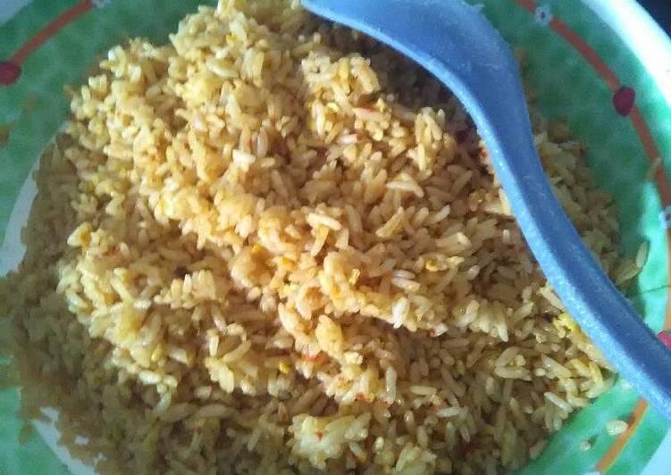 Resep Nasi Goreng Merah Sederhana Menggugah Selera