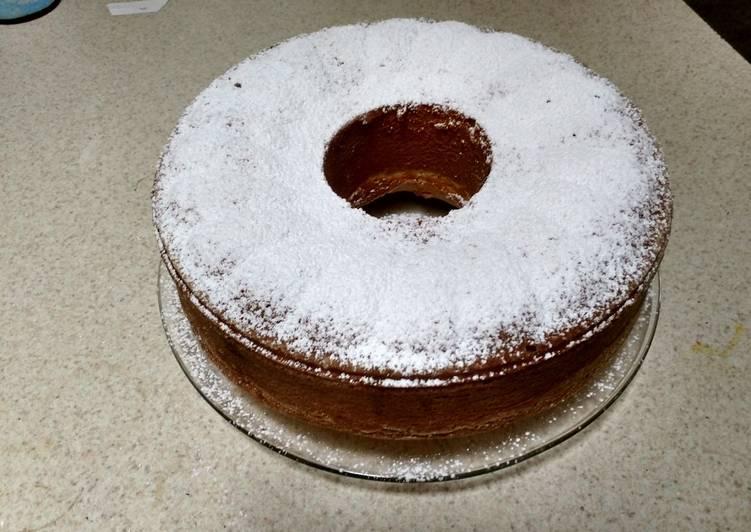 Pfeffernusse Pound Cake
