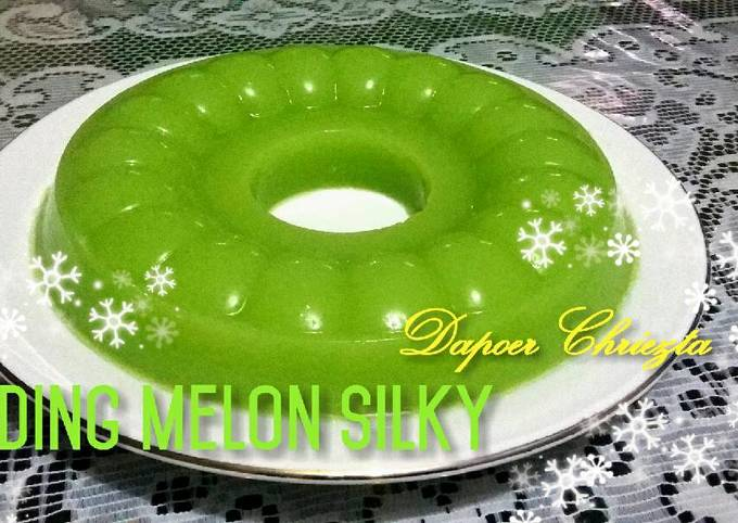 Puding Melon Silky