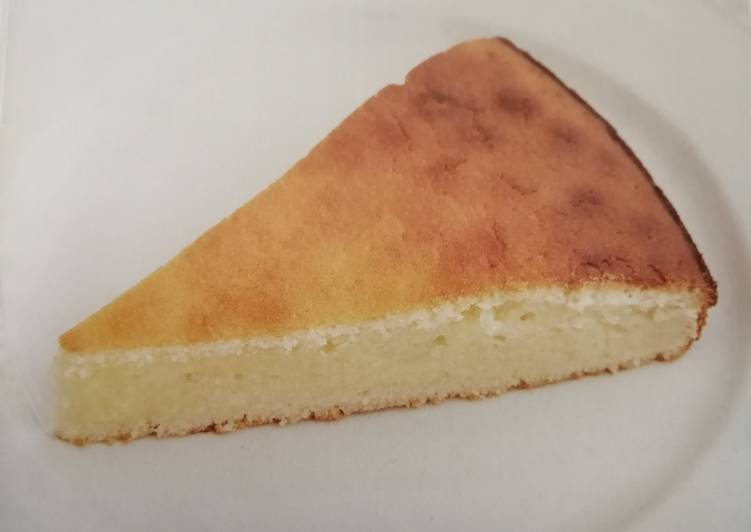 Recette Parfait Gâteau au yaourt