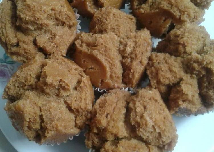 Bolkus Gula merah eggless