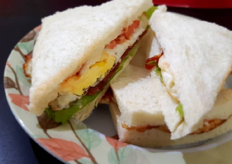 Sandwich Simple Sederhana