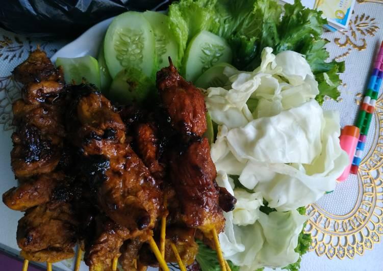 Ayam Bakar Dada Ayam Tusuk Sate #49