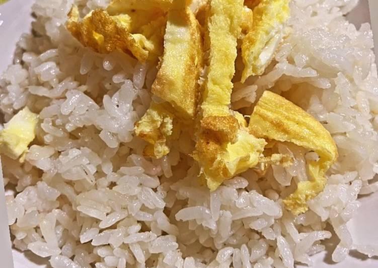 12 Resep: Nasi Uduk Aron - RiceCooker 🥳 , Sempurna