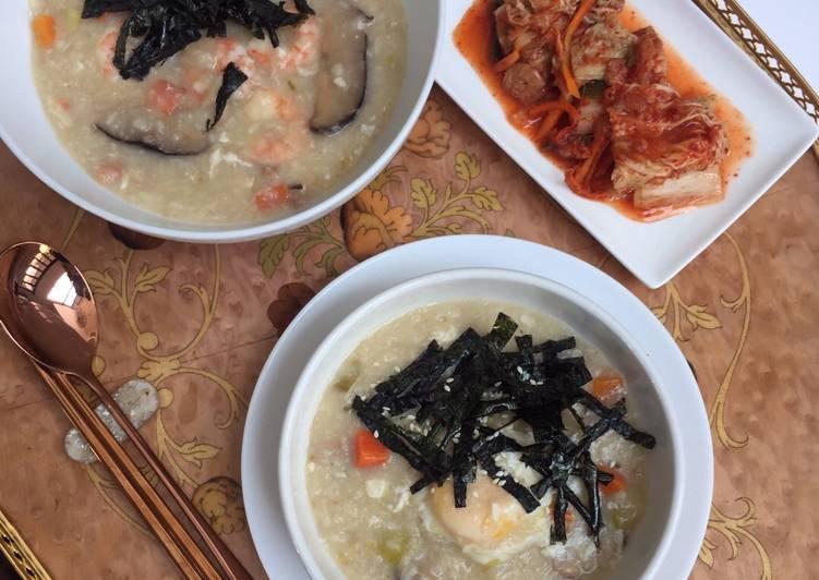 Resep Dakjuk – 닭죽 Paling dicari