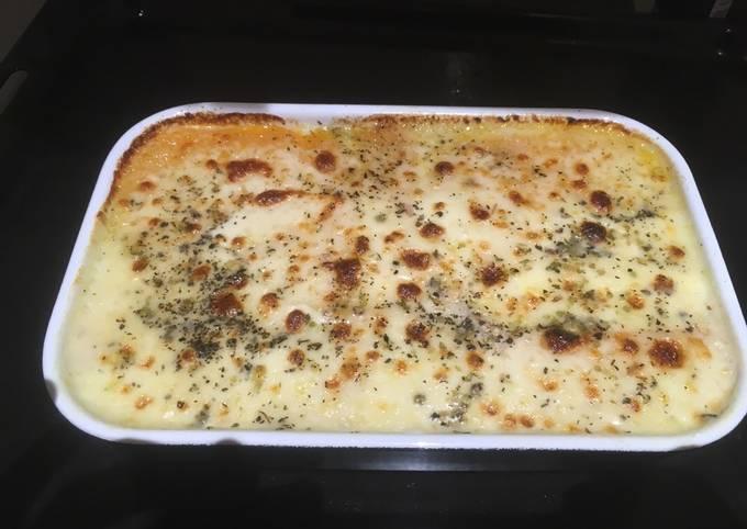 Butternut Squash Lasagna - Keto