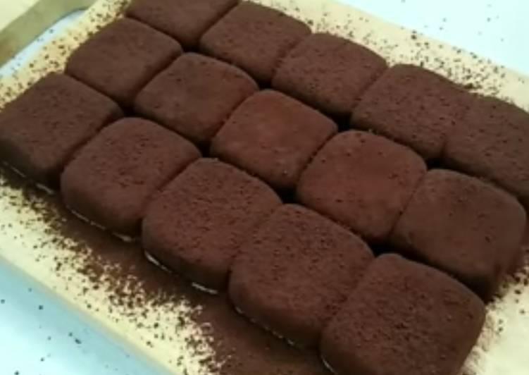 Olahan Coklat bubuk enak untuk lebaran
