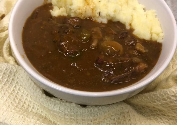 Easiest Way to Prepare Super Quick Homemade Delicious beef stew