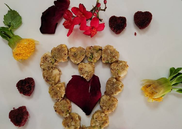 The Best Soft and Chewy Dinner Ideas Super Quick Homemade Mini heart energy bar