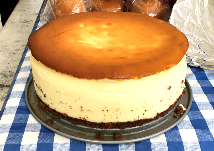 Jody Mitchell's New York Cheesecake
