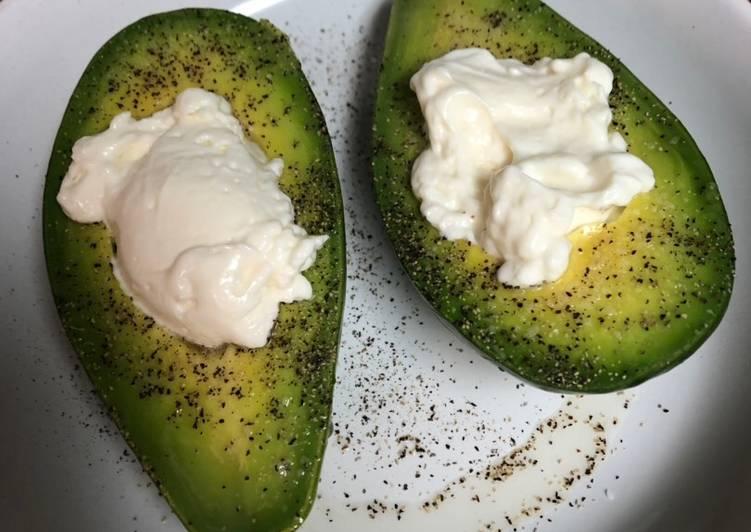 Recipe of Quick Avocado Lunch