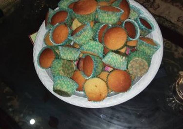 Step-by-Step Guide to Prepare Homemade Cupcake