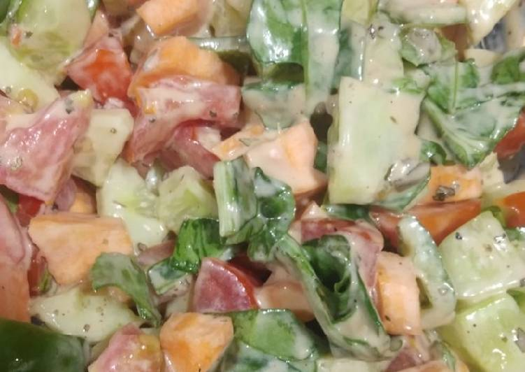 Step-by-Step Guide to Make Award-winning Italian Classic Salad