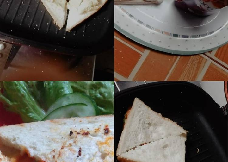 Resep Sandwich ala rumahan Top