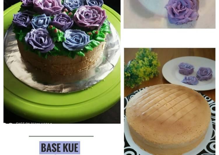 Resep Base Kue Tart Simpel Paling Enak