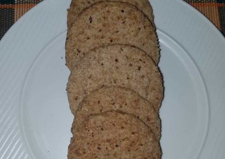 Recipe of Speedy Homemade digestive cookies