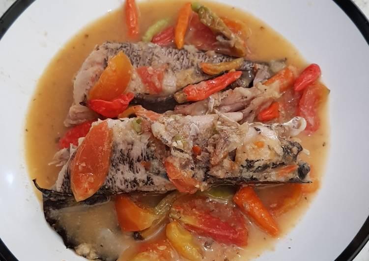 Mangut Ikan Haruan (Fiber Creme)