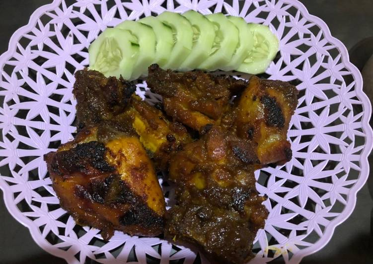 Ayam Bakar Mantulllllll