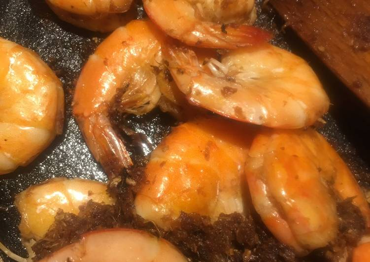 Recipe of Perfect Stir fry shrimp - 20min pre - 10min cookketo