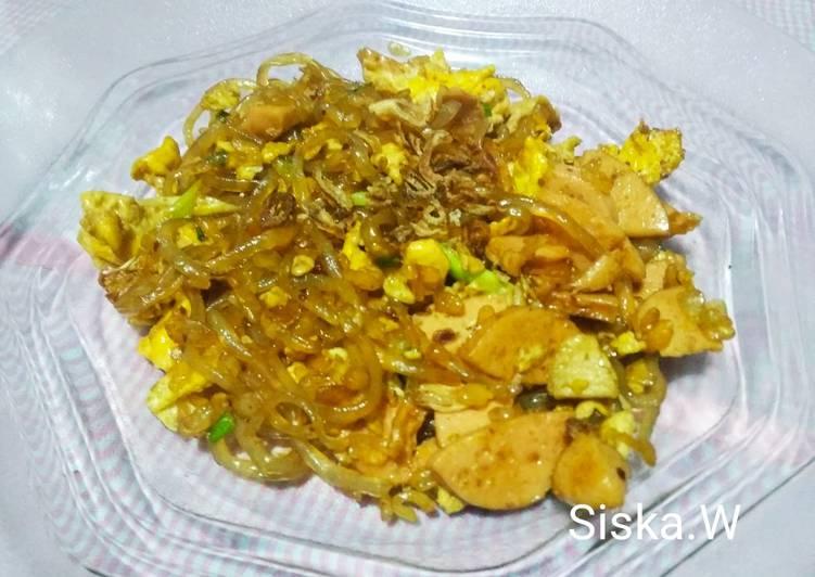 Nasi Goreng Mawut Ala DEBM