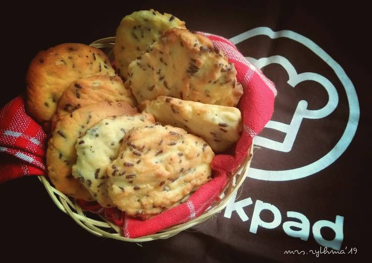 MyGiant Vanilla Cookies Mesis 🍪🍪🍪