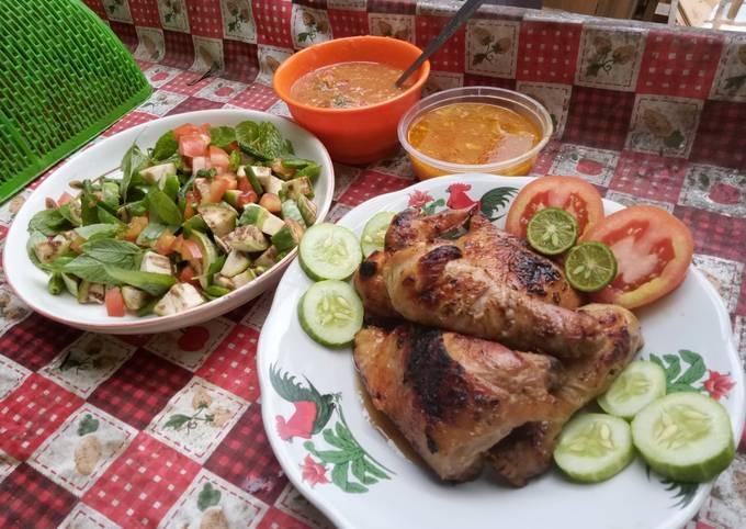 Ayam Bakar Taliwang Super Yahud