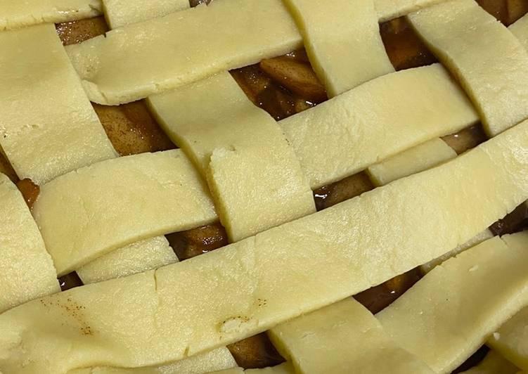Recipe of Speedy Apple Pie