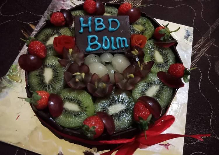 Puding Birthday